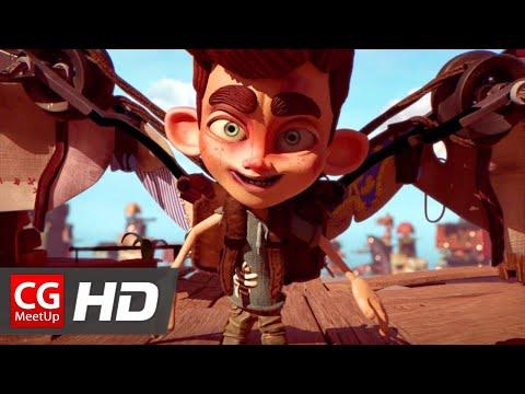"CGI Animated Short Film ""It's a Bird Thing Short Film"" by ISART DIGITAL"