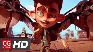 "CGI Animated Short Film ""It"