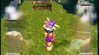 Totemball Perfect! Achievement Level 3 (Island Hopping) [Watch in High Quality]