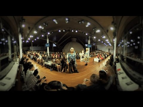 Harper's Bazaar Asia Newgen Fashion Award 2016 | SGFW 2016 | 360° LIVE