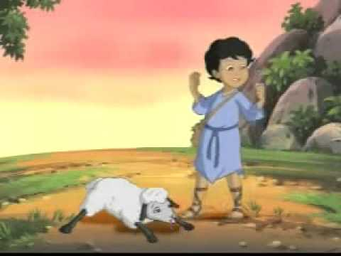 EL PASTORCITO Película animada para niños historia de la ...