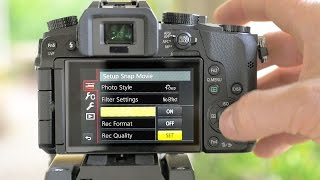 Panasonic Lumix DMC G7 Review and Comparison with GH4 4k