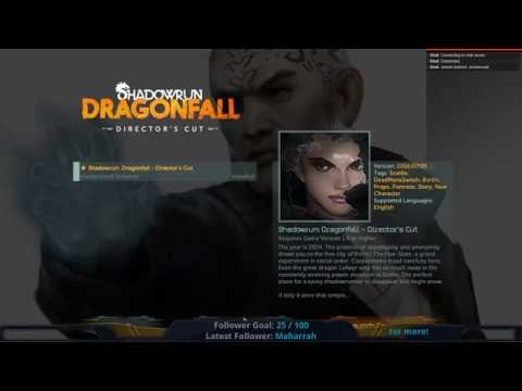 Shadowrun: Dragonfall [Director's Cut] - Part 1 |