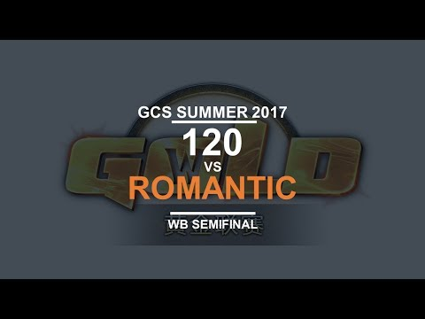 GCS:S 2017 - WB SF: [U] 120 vs. Romantic [H]