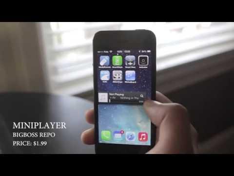 Top 5 Best Cydia Tweaks for iOS 6 June 2013 YouTube
