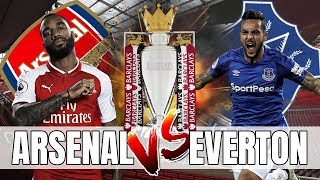Arsenal vs Everton - Can We Make It 5 Wins In A Row - Preview & Predicted Line Up