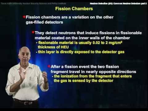 Neutron Detection-Common Neutron Detectors Part Two-Scintillation Detectors