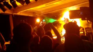 Circa Survive - Strange Terrain (LIVE in Bristol, UK 26/05/15)