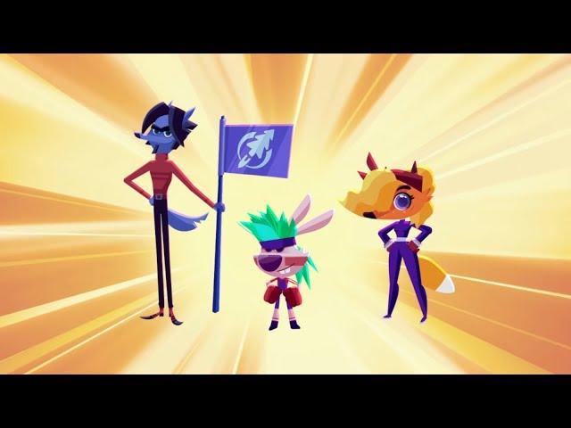 СОБЕЗ 9, 10 серии мультик для детей - Специальный отряд бесстрашных зверей -
