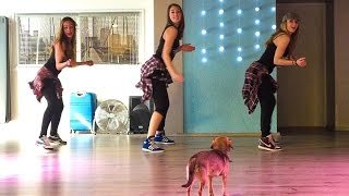 Fitness Dance Get Ugly Jason Derulo Choreography