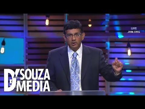 D'Souza: The BIG thing the Left is guilty of that they blame on Republicans