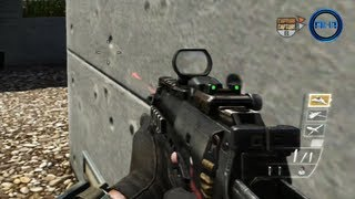 BLACK OPS 2 multiplayer GAMEPLAY - MP7 62-4 Domination - Call of Duty BO2 Online Today HD