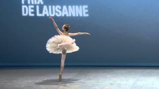 Lou Spichtig - 2015 Prix de Lausanne Prize Winner - Classical variation