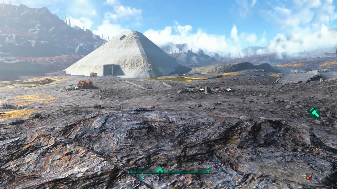 Fallout 4 Mod Review 98 8K TEXTURE MOST BEAUTIFUL BOOB