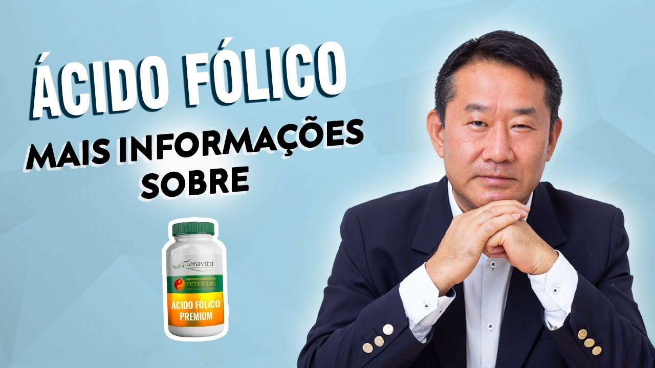 ácido fólico 5 mg como se toma