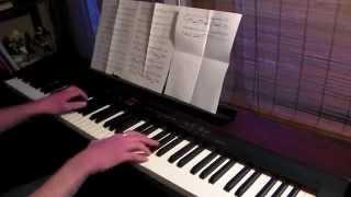 氷菓 Hyouka - Madoromi no Yakusoku- Piano Solo