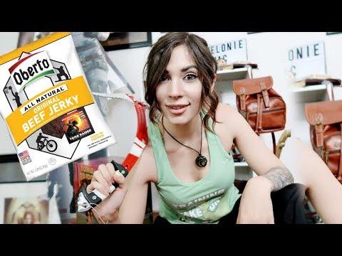Shadow of the Tomb Raider Corona Resource Packs in Oberto Beef Jerky Bags!