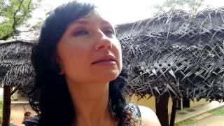 Visiting an Ayurvedic Village in Sri Lanka Part 1