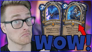 THRALL DEATHSEER in 2020? Galakrond EVOLVE Shaman is BACK | …