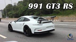 First Porsche 911 GT3 RS(991) in Brazil