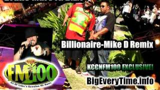 Bruno Mars feat. B.E.T - Billionaire - Mike D Remix