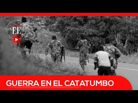 ¿Por qué es la guerra entre el ELN y el EPL que deja muertos y desplazados en el Catatumbo?