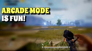 Arcade Mode Master | PUBG Mobile | Ghillie Suit Action!