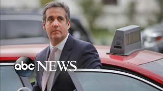 Documents suggest Cohen used WH connections for business