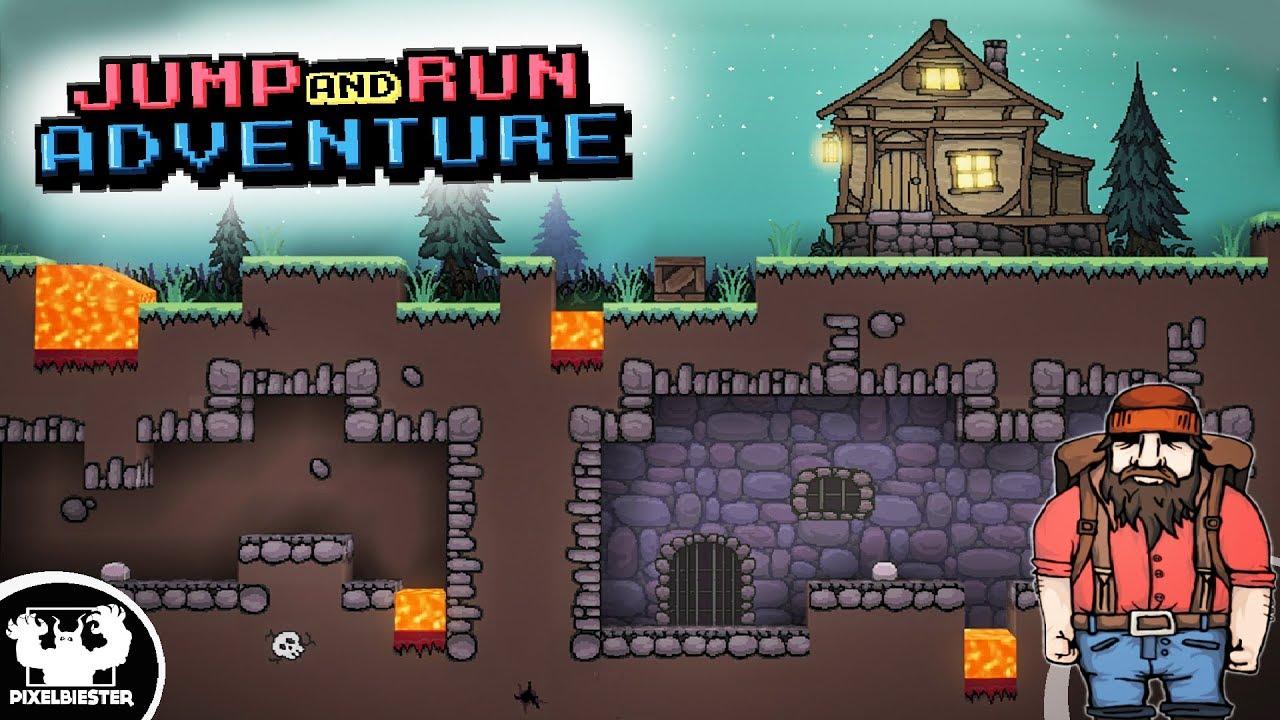 Jump And Run Games