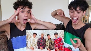 "REACTING TO OUR NEW SONG! ""On the Real Tho"""