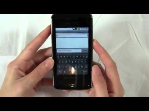 Samsung Galaxy Prevail Review Part 1
