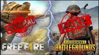 Top 5 Games Like PUBG Mobile  Rules Of Survival Free Fire And More