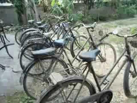 จักรยานโบราณ พร้อมขายยกทั้งหมด