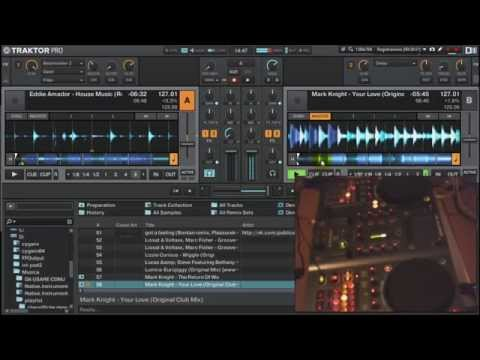 Mix 1  - House 1 (M-AUDIO Xponent) XiccioDJ