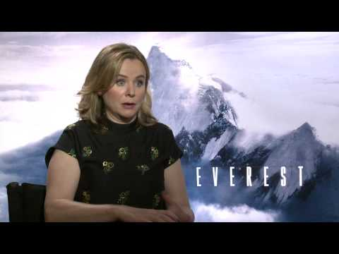 Interview: Everest Star Emily Watson