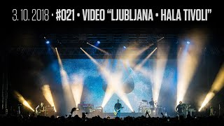 "Siddharta - Studio 2018, #021: Video koncert ""Ljubljana - Hala Tivoli"""
