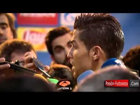 Cristiano Ronaldo contó lo que le dijo a Laurent Blanc