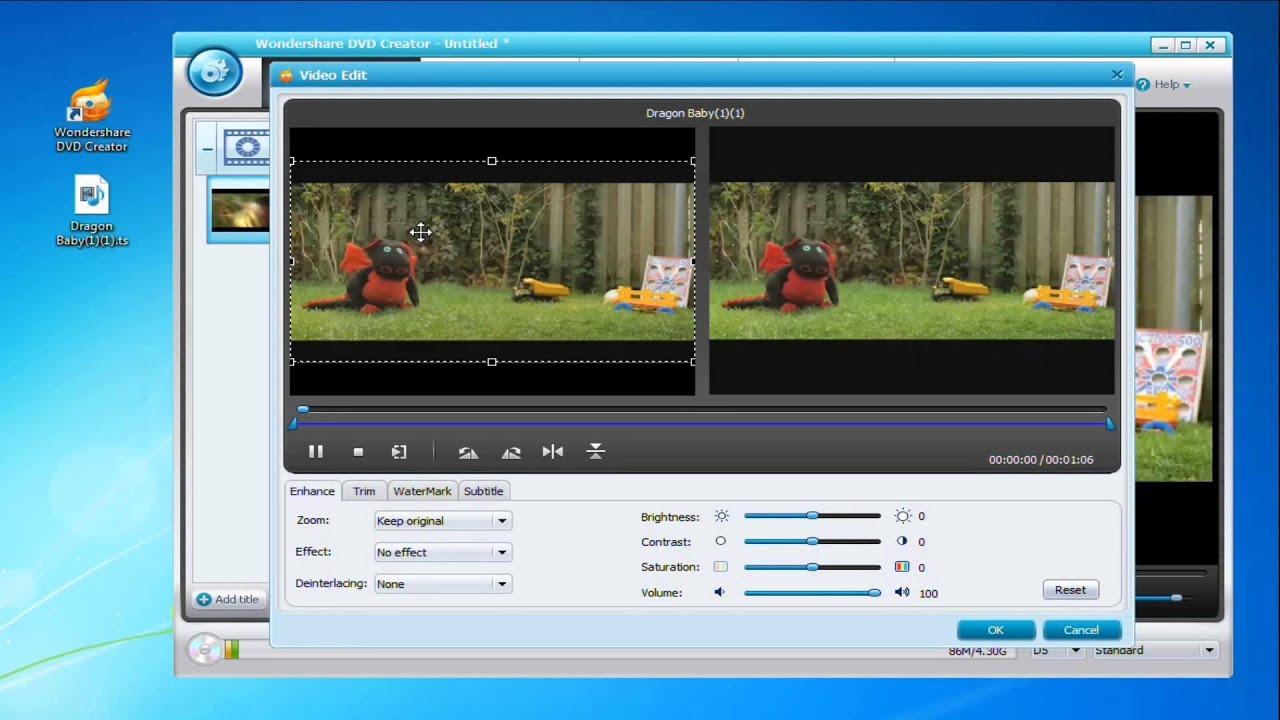 Video Import von Sony DCR-HC17 E auf iMac