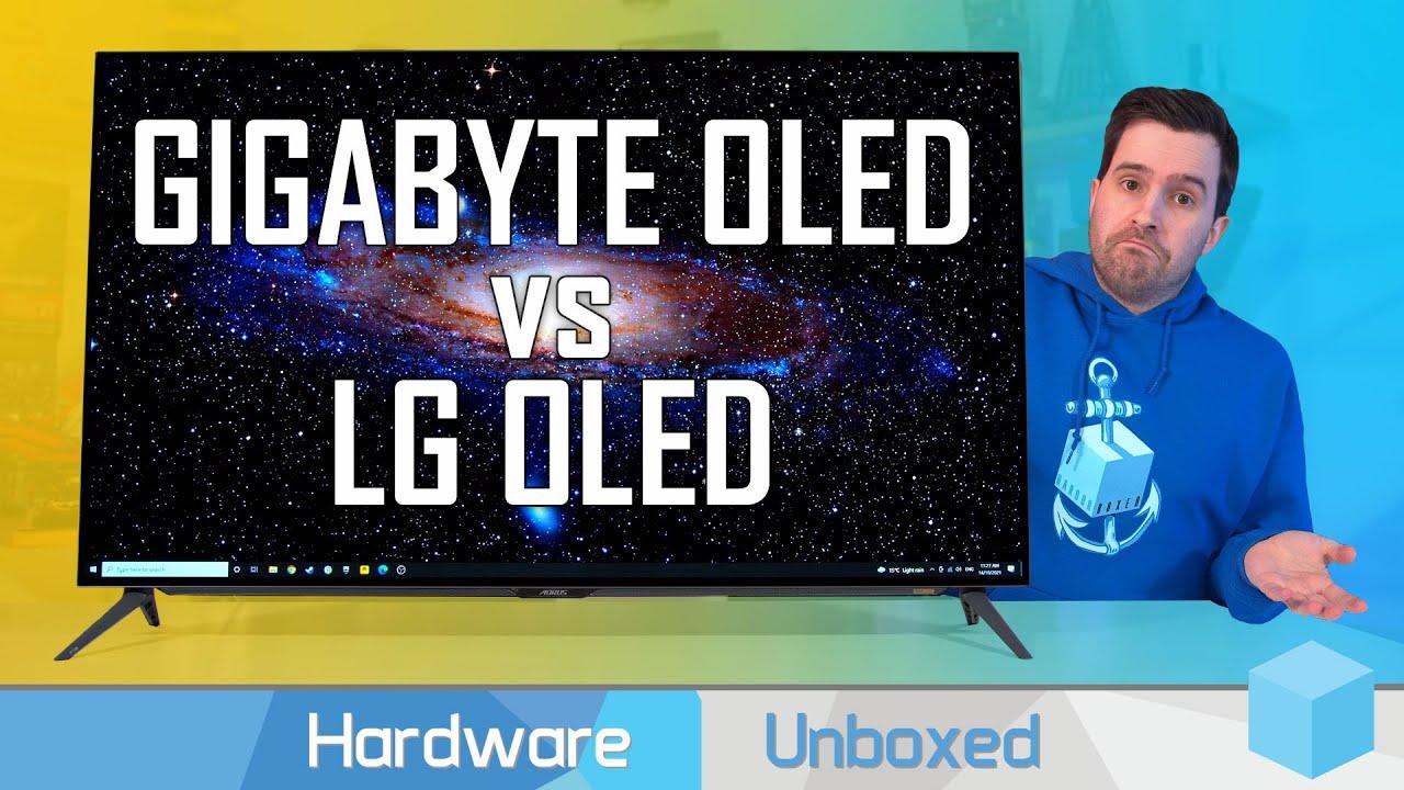 Can Gigabyte's Gaming OLED Beat LG? - Aorus FO48U Review
