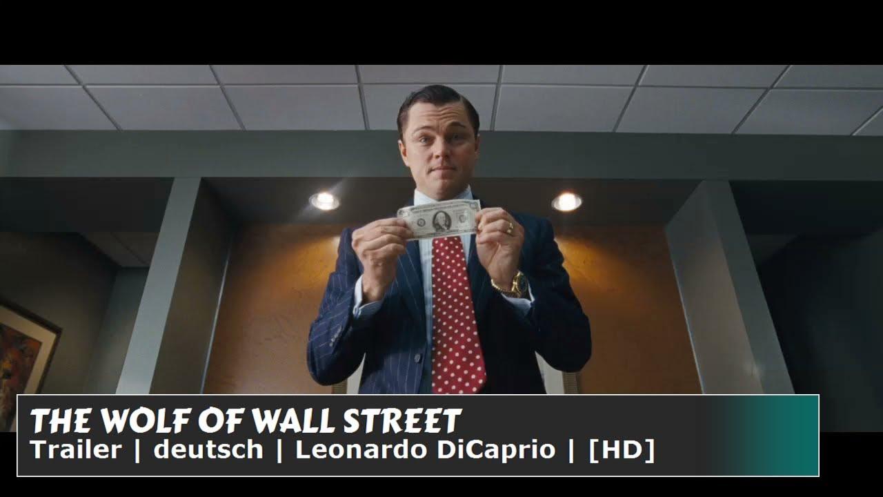 The Wolf Of Wall Street Deutsch
