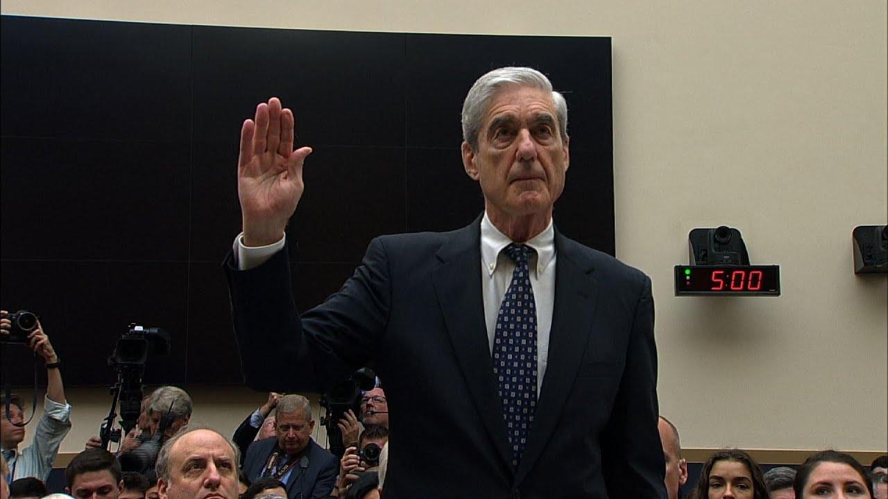 Mueller clear he did not exonerate Trump