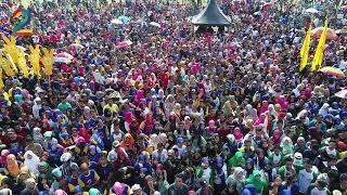 Ribuan Massa Tumpah Ruah di Kanye Akbar NanSuko