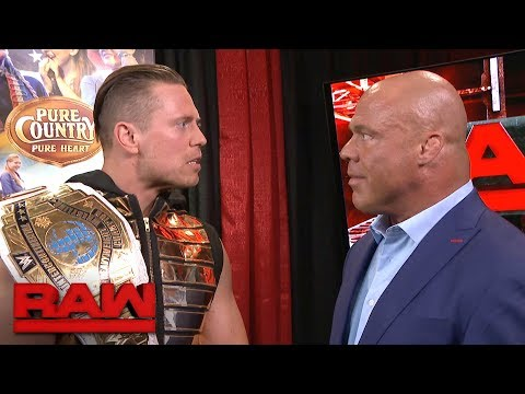 The Miz and The Miztourage disrespect The Hardy Boyz: Raw, Aug. 14, 2017