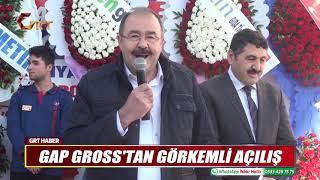 Download GAP GROSS'TAN GÖRKEMLİ AÇILIŞ Mp3