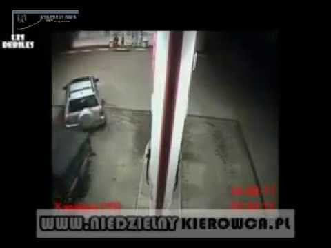 Gas (Oil) Station Accidents