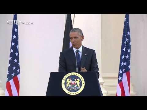 Kenya Rejects Obama