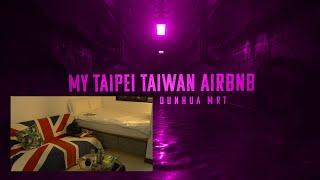 Gambar cover MY DUNHUA TAIPEI TAIWAN AIRBNB WITH DEEP HOTTUB