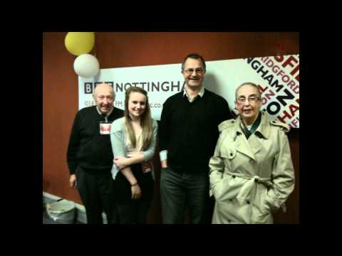 Michael Parkinson on Radio Nottingham, Wed 5 Jan 2011