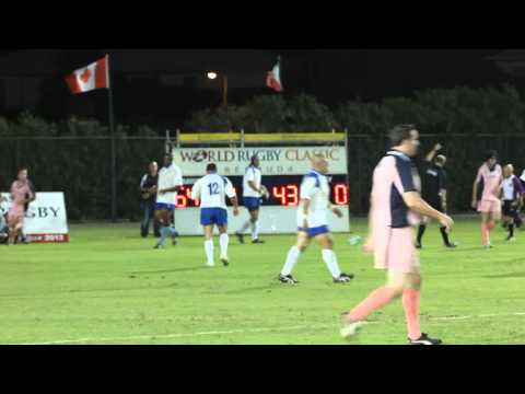 #3 Britain's Classic Lions Italy Rugby Classic Bermuda 2011