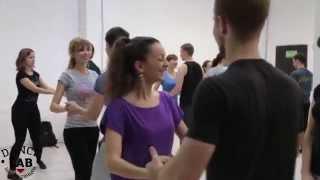Обучение современным танцам. Уроки хастла